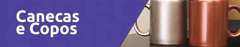 Banner Categoria - Copos e Canecas