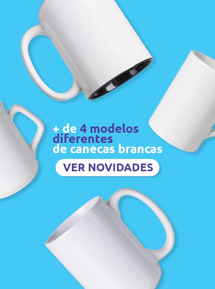 Banner Mobile - Canecas Brancas Opções