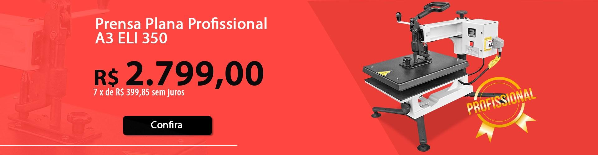 Prensa Profissional ELI 350 A3