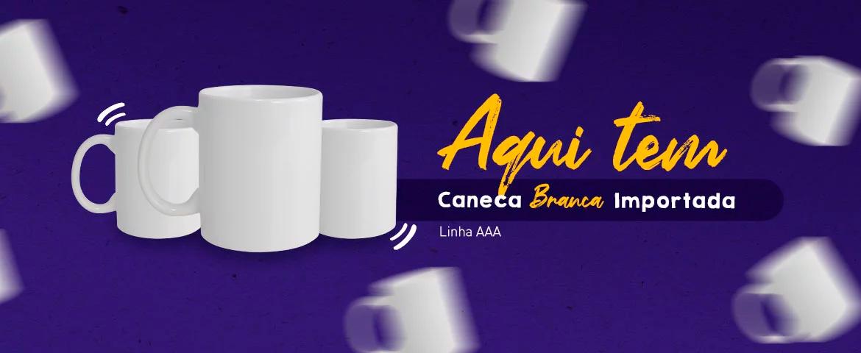 Banner Aqui tem Caneca