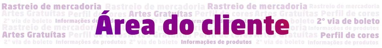 Banner Destaque Área do Cliente