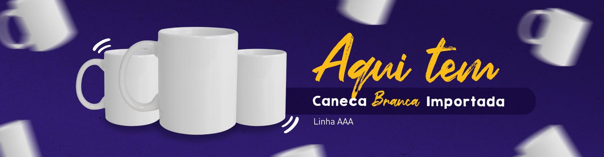 Caneca Branca - 19874