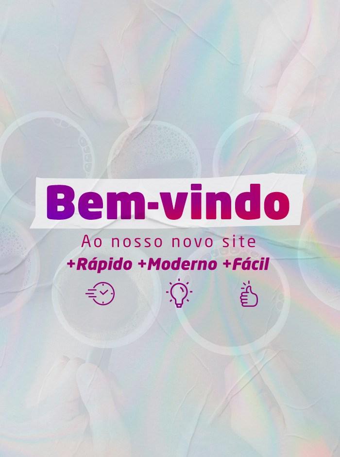 Banner Mobile Bem-Vindo