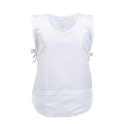 Avental Infantil Branco