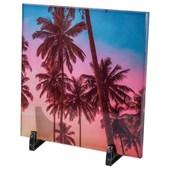 Azulejo De Vidro 15x15cm