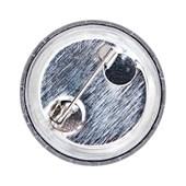 Boton de Aluminio 25mm (Com 1000 unidades)