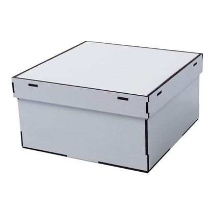 Caixa de MDF com Azulejo