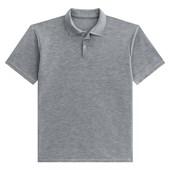 Camisa Polo Poliéster Mescla
