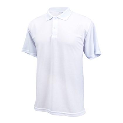 Camisa Polo Poliéster Para Sublimação Masculina