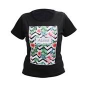 Camiseta Algodão - Feminina