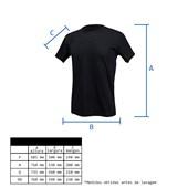 Camiseta Algodão - Masculina