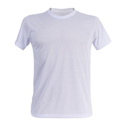 Camiseta Para Sublimação - 100% Poliéster