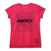 Camiseta Pink Neon T-shirt (Com 5 unidades)