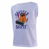 Camiseta Regata Infantil Tam.16