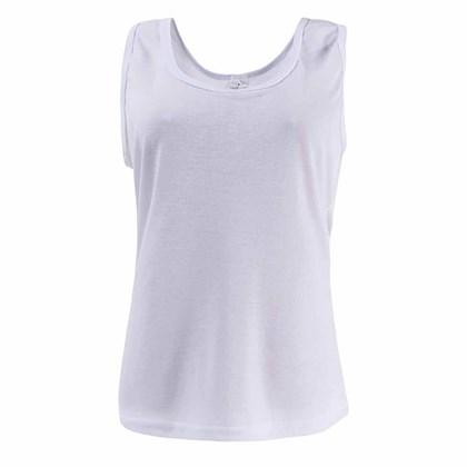Camiseta Regata Poliéster - Feminina - LojaMetalnox f3c46f1dee9