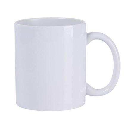 Caneca Ceramica Branca 325ml (c/ 36 pc)