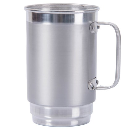 Caneca De Chopp Alumínio 680ml (c/ 12 Pc) (c/ 12 pc)