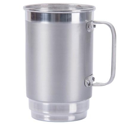 Caneca De Chopp De Alumínio Para Sublimação 680ml (com 12 Peças)