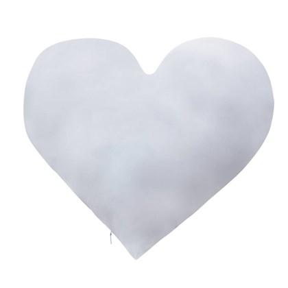 Capa De Almofada Para Sublimação Em Formato De Coração