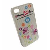 Capa Iphone 4 Para Sublimação - Plástico Transparente
