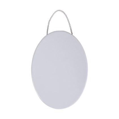 Ceramica Decorativa Formato Oval 15,5x11cm