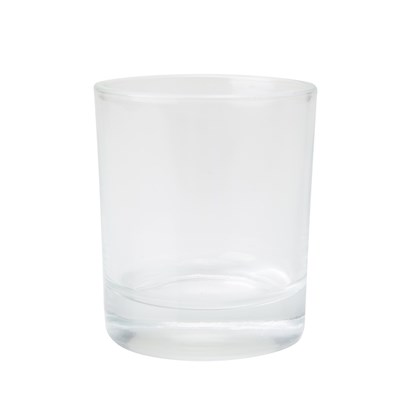 Copo Para Sublimação De Vidro Transparente Whisky Para Sublimação (c/ 12 pc)