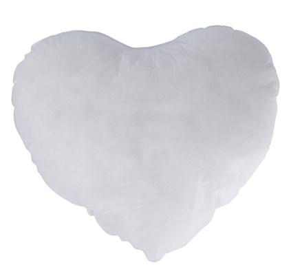 Fibra Para Almofada Coração 100% Poliéster