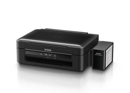 Impressora Multifuncional A4 Epson Ecotank L380