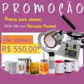 Kit Canecas PCM 100 220v