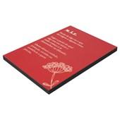 Quadro Fosco Decorativo Para Sublimação em MDF A5 - 18x13cm