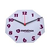 Relógio De Alumínio (c/ 5 pc)