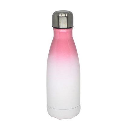 Squeeze Inox degrade Rosa 500ml