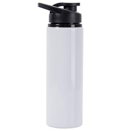 Squeeze Para Sublimação Branco De Aluminio 750ml