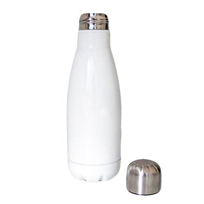 Squeeze Para Sublimação De Inox Branca 500ml