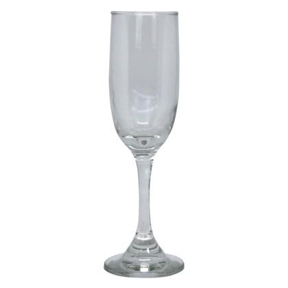 Taça De Espumante De Vidro 183 ml Para Sublimação (c/ 6 pc)