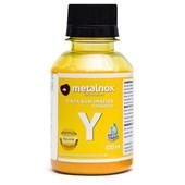 Tinta Sublim.premium (100ml) Amarelo