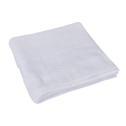 Toalha De Banho Lisa Branca 1,40x0,70m