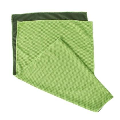 Toalha Fitness Refrescante Verde